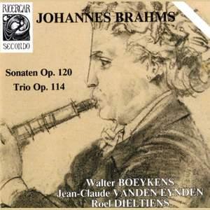 Brahms: Sonaten Op. 120 & Trio Op. 114 Product Image