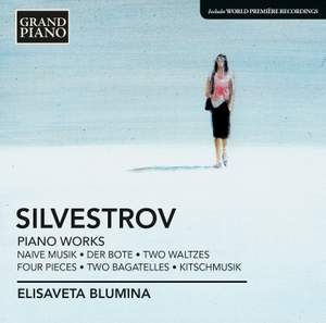 Silvestrov: Piano Works Product Image