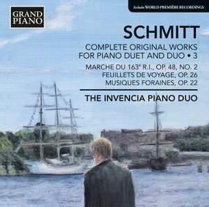 Florent Schmitt: Complete Original Works for Piano Duet and Duo 3