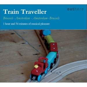 Train Traveller: Brussels-Amsterdam, Amsterdam-Brussels