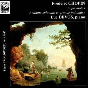 Chopin: Impromptus, Andante spianato & grande polonaise
