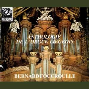 Anthologie de l'orgue liegeois Product Image