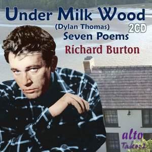 Richard Burton reads Under Milk Wood (plus bonus poetry) - Alto: ALN1502 -  2 CDs | Presto Classical