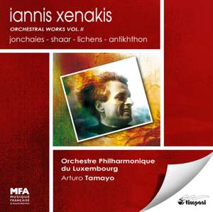 Xenakis: Orchestral Works Vol. 2