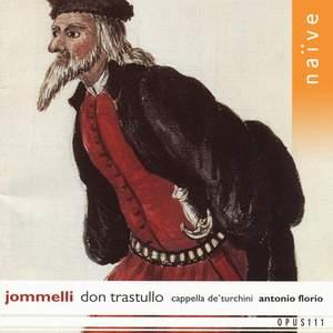 Jommelli: La cantata e disfida di Don Trastullo Product Image