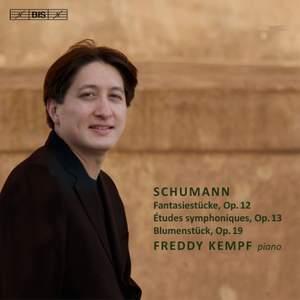 Schumann: Études symphoniques & Fantasiestücke Product Image