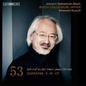 Bach - Cantatas Volume 53