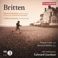 Britten: Violin Concerto & Piano Concerto