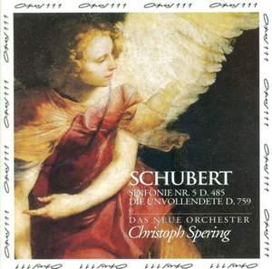 Schubert: Symphonies Nos. 5 and 8