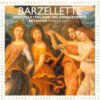 Vocal and Instrumental Music (16Th Century) - Tromboncino, B. / Cara, M. / Pesenti, M. / Caprioli, A. / Newsidler, H. / Mantovano, A.