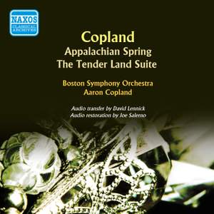 Copland: Appalachian Spring & The Tender Land Suite