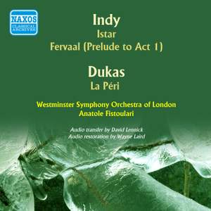 Indy: Istar & Fervaal Prelude