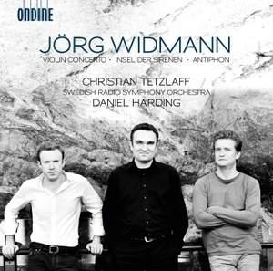 Jörg Widmann: Violin Concerto