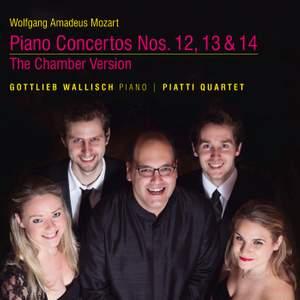 Mozart Piano Concertos Nos. 12, 13 & 14