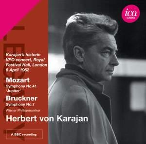 Herbert von Karajan conducts Bruckner & Mozart