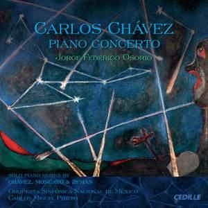 Carlos Chávez: Piano Concerto Product Image