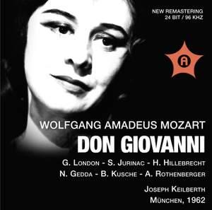 Mozart: Don Giovanni, K527