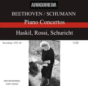 Beethoven & Schumann: Piano Concertos