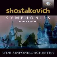Symphonies Nos. 1-15 (complete)