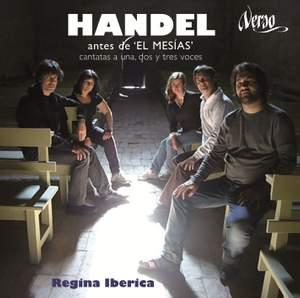 Handel antes de 'El Mesías': Cantatas a una, dos y tres voces