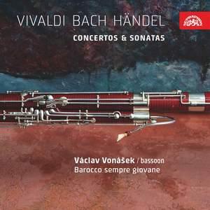 Vivaldi, Bach, Handel: Concertos & Sonatas for Bassoon
