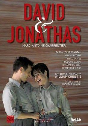 Charpentier, M-A: David et Jonathas