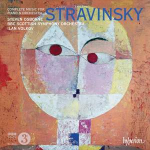 Stravinsky: Complete music for piano & orchestra Product Image