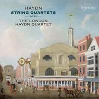 Haydn: String Quartets, Op. 33 Nos. 1-6
