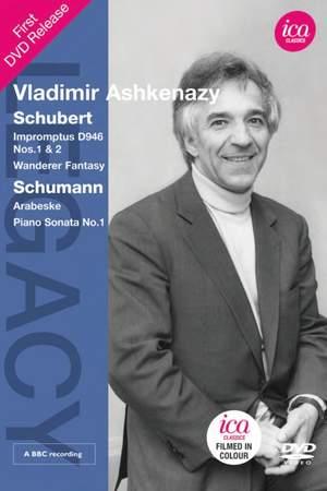 Vladimir Ashkenazy plays Schubert & Schumann