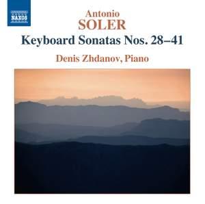 Antonio Soler: Keyboard Sonatas Nos. 28-41 Product Image