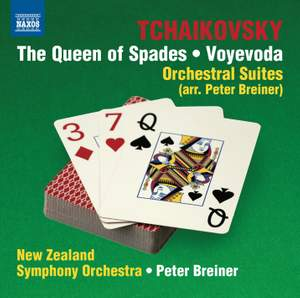 Tchaikovsky: The Queen Of Spades & Voyevoda