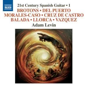 21st Century Spanish Guitar, Volume 1 Product Image