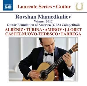 Guitar Recital: Rovshan Mamedkuliev