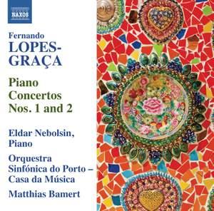 Fernando Lopes-Graça: Piano Concertos Nos. 1 and 2