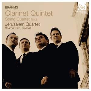 Brahms: String Quartet & Clarinet Quintet