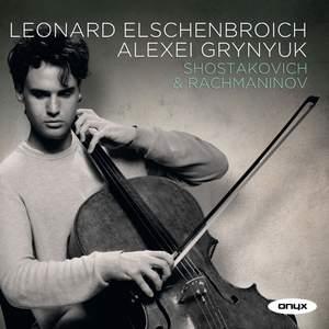 Shostakovich & Rachmaninov: Cello Sonatas