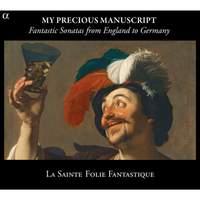 Fantastic Sonatas: The Lost Manuscripts