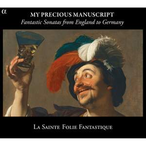 Fantastic Sonatas: The Lost Manuscripts