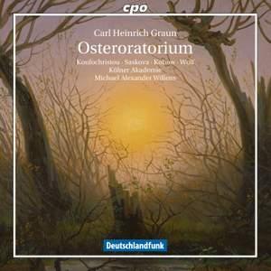 Graun, C H: Easter Oratorio