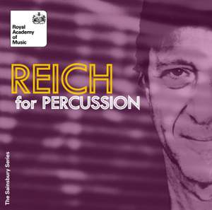 Reich For Percussion