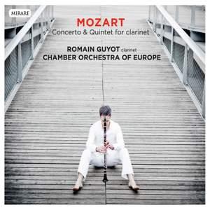 Mozart: Clarinet Concerto & Quintet Product Image
