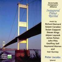 Severnside Composers' Alliance: Inaugural Piano Recital