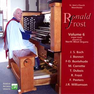 Music for Organ, Vol. 6 Product Image