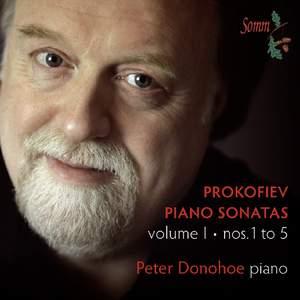 Prokofiev: Piano Sonatas Vol. 1 Product Image