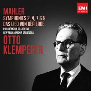 Mahler: Symphonies 2, 4, 7 & 9 & Lied von der Erde