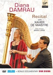 Diana Damrau: Recital at Baden Baden & Documentary 'Diva Divina'
