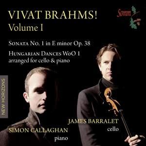 Vivat Brahms Vol. 1