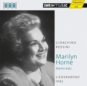 Rossini: Liederabend 1992