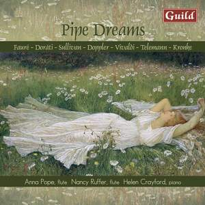 Pipe Dreams (Music for flutes and piano by Kronke, Telemann, Doppler, Dorati, Sullivan etc) Product Image