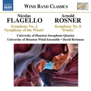 Flagello: Symphony No. 2, 'Symphony of the Winds' Product Image